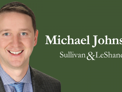 Michael Johnson Awarded PAC Certificate in Public Affairs Management